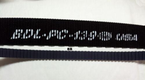 """BDL Rear Drive Belt 1 1//2/"""" Poly 139 Tooth For 1997-03 Harley-Davidson FL Models"""