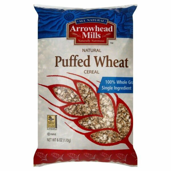 Arrowhead Mills Puffed Wheat Cereal