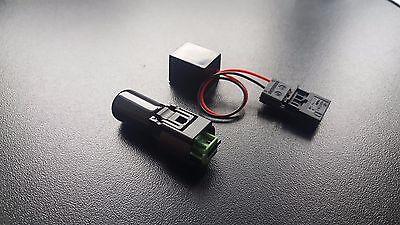 BMW E60 E61 Sensormatte Sitzbelegung Airbag Modul Simulator mit Gurt Gurtwarnung