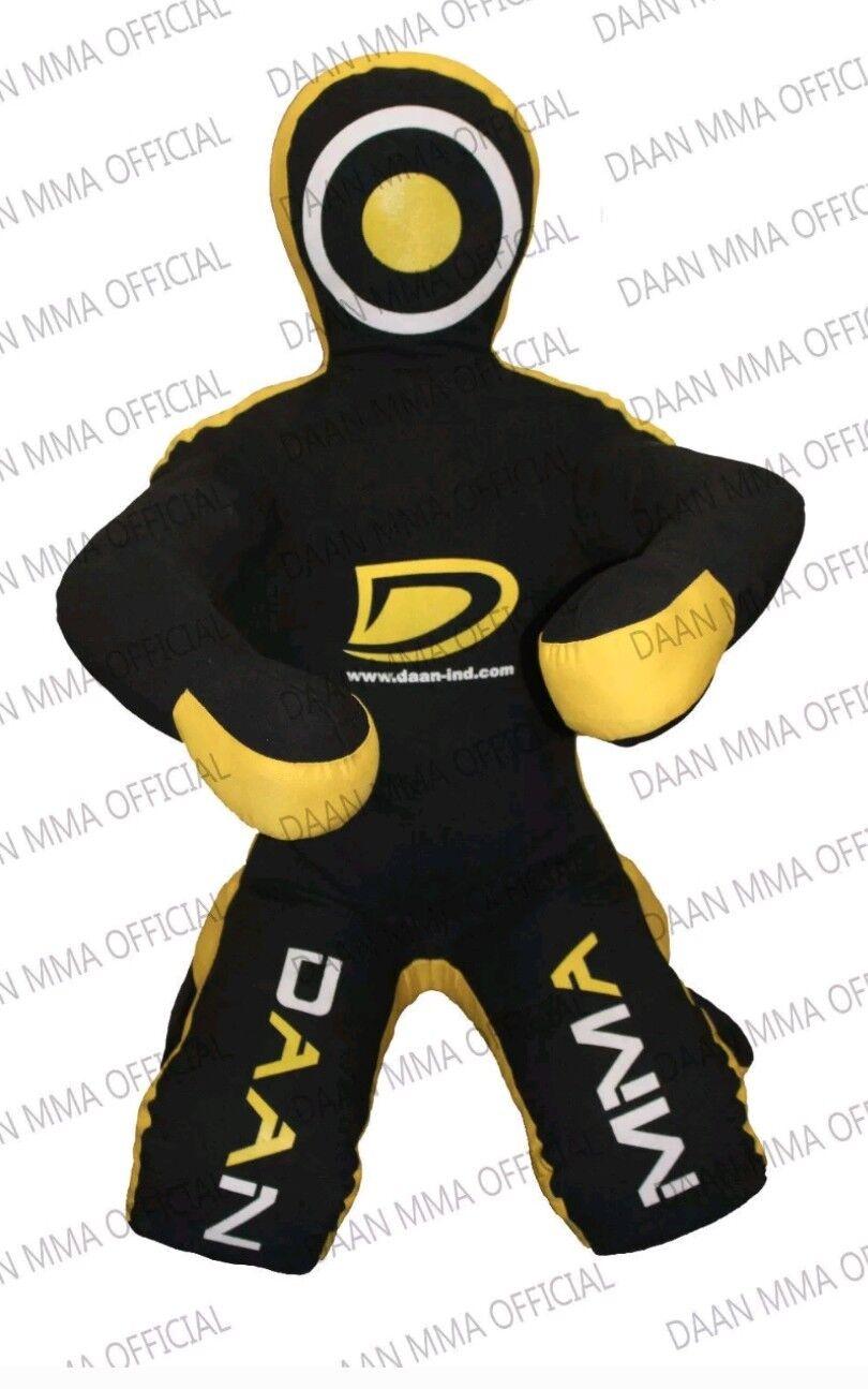 FILLED Brazilian Jiu Jitsu Grappling Dummy MMA  Wrestling Bag Judo Martial Art 59  store sale outlet