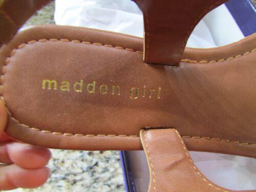 Nouveau Steve Madden madden girl riddlee MULTI Sandales Femme 10 FREE SHIP