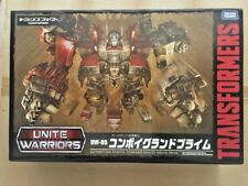 Takara Tomy Transformers Uw05 Convoy Ground Prime Action Figure