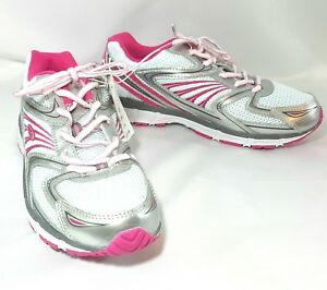 b36003b31 Image is loading Champion-Runner-Athletic-Sneakers-Girls-Running-Shoes-Size-