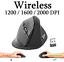 2-4GHz-Vertical-Ergonomic-Wireless-Optical-Mouse-2000-DPI-For-PC-Laptop-Computer thumbnail 1