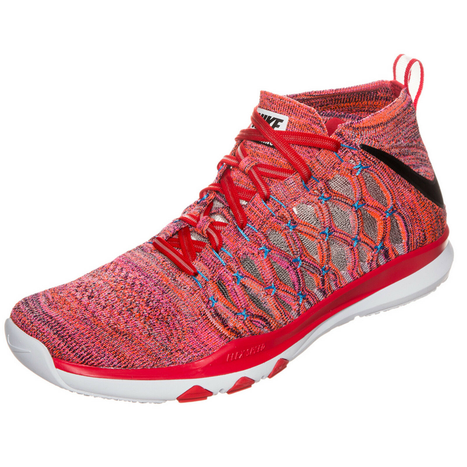 6458925a2901 Nike Men s Train Ultrafast Flyknit Running Shoes Plum Fog Pink ...