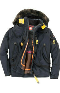 Wellensteyn Rescue Jacket RainbowAirTec Midnightblue Jacke