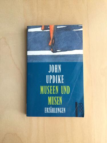 1 von 1 - Buch: Museen und Musen / John Updike / Erzählungen / Rowohlt
