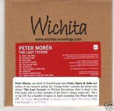(J402) Peter Moren, The Last Tycoon - DJ CD