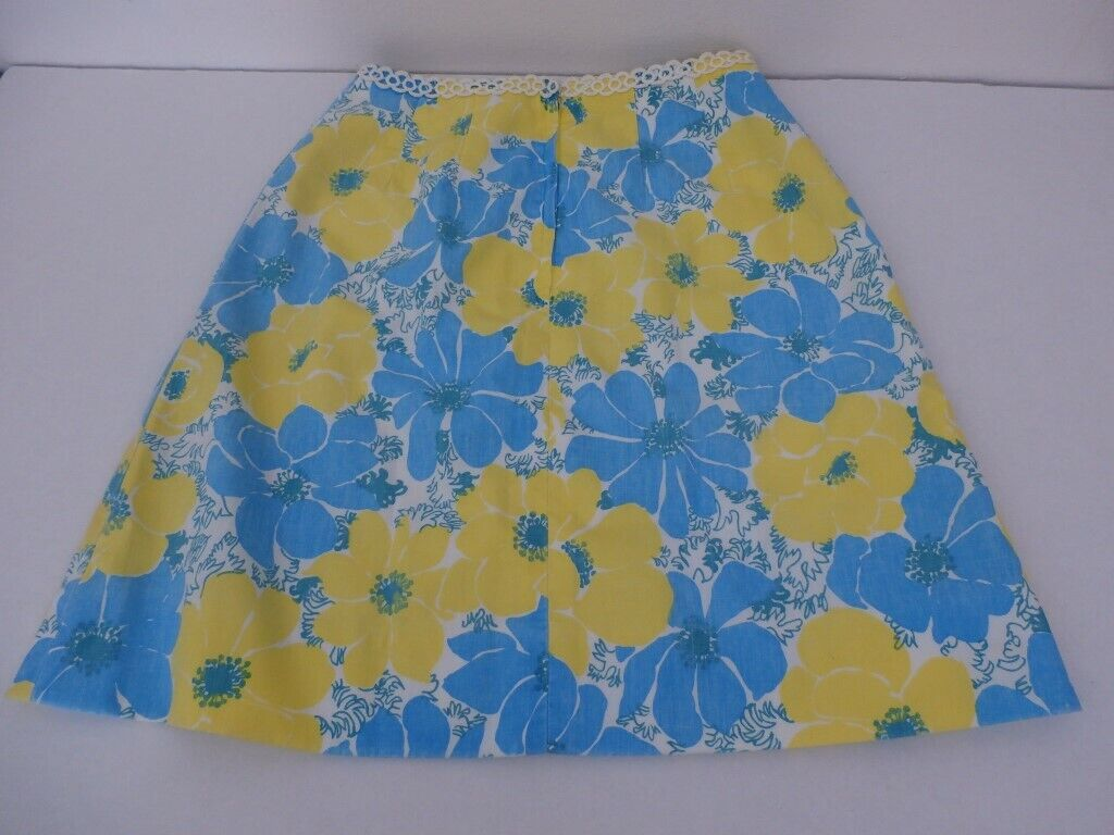 Lilly Pulitzer Vintage Skirt SZ 4 The Lilly 1960s… - image 6