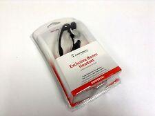 New Headset MX250 MCAE Plantronics Exclusive Boom Headset 2.5MM Jack