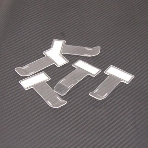 2x Car Vehicle Windscreen Window Clip Sticker Parking Permit  Ticket Holder Gift