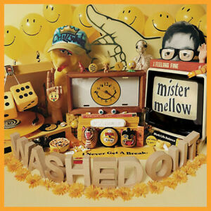 WASHED-OUT-Mister-Mellow-2017-12-track-CD-DVD-digipak-NEW-SEALED