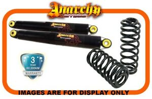 Details about TOYOTA LANDCRUISER 100 SERIES IFS V8 - 50mm Raised XTREME  Rear Lift Kit