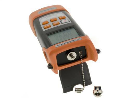 Tester fiber optic power meter Compatible 850 1300 1310 1490 1550