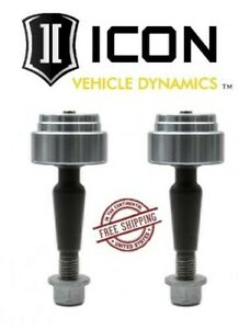 ICON Delta Joint Retrofit Ball Joint Kit for Non-ICON Upper Control Arms