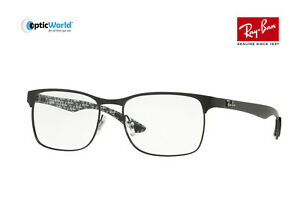 9ff2f8aec7 Ray-Ban RX8416 - Designer Spectacle Frames with Case (All Colours ...