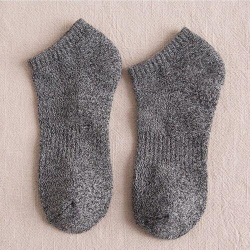 Coton Automne Hiver Casual souples Socquette Courte Chaussette Bateau chaussette Low Cut Sock