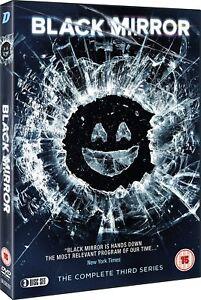 Black-Mirror-Complete-Series-3-DVD-Charlie-Brooker-NEW-amp-SEALED