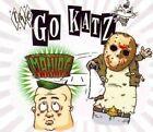 Maniac EP * by The Go-Katz (CD, Aug-2011, Raucous (USA))