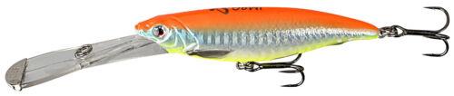 SAVAGE GEAR 3D Iron Mask Deep Diver 90 115 Schleppwobbler 10m Dorsch Zander