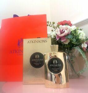 ATKINSONS-Oud-Save-Queen-EdP-100ml-Perfume-Spray-The-en-Caja-Autentico-RRP-165