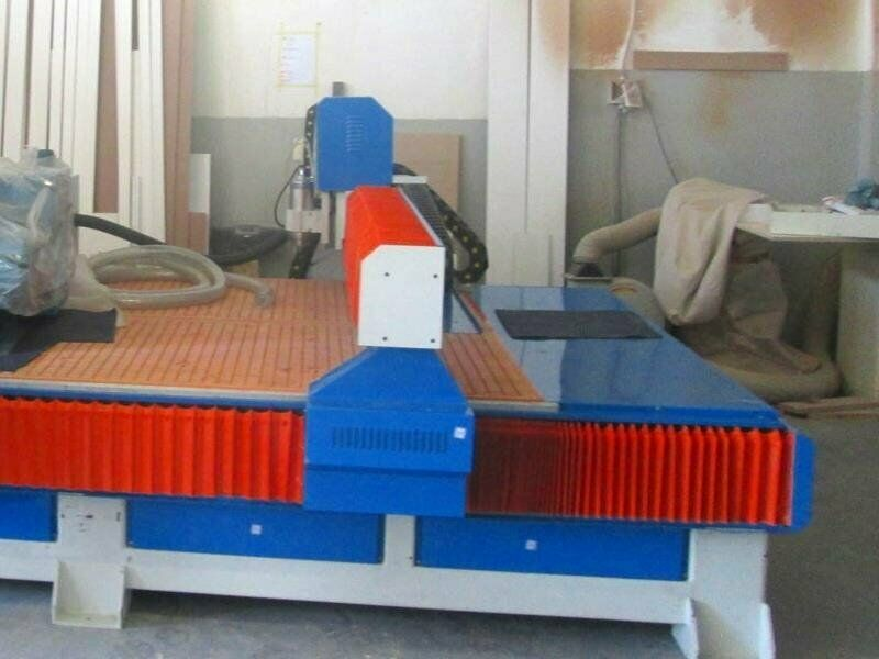 R-2040LC/40 EasyRoute 380V Lite 2050x4000mm Aluminium T-Slot Clamping CNC Router, 4kW