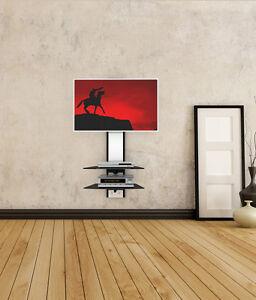 casado alhambra fernseher tv hifi halterung wandkonsole wandpaneel wandhalterung ebay. Black Bedroom Furniture Sets. Home Design Ideas