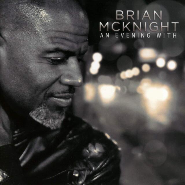 BRIAN MCKNIGHT - AN EVENING WITH BRIAN MCKNIGHT   CD NEU