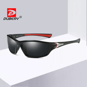 DUBERY-Men-Polarized-Sunglasses-Outdoor-Sport-Driving-Cycling-Fishing-Glasses