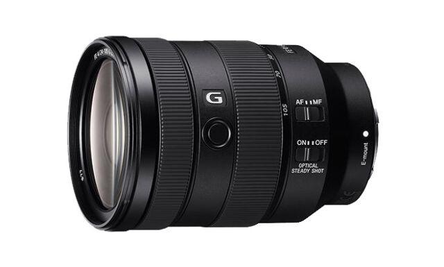 Sony Fe 24-105mm f4 G Oss (SEL24105G) Neuf