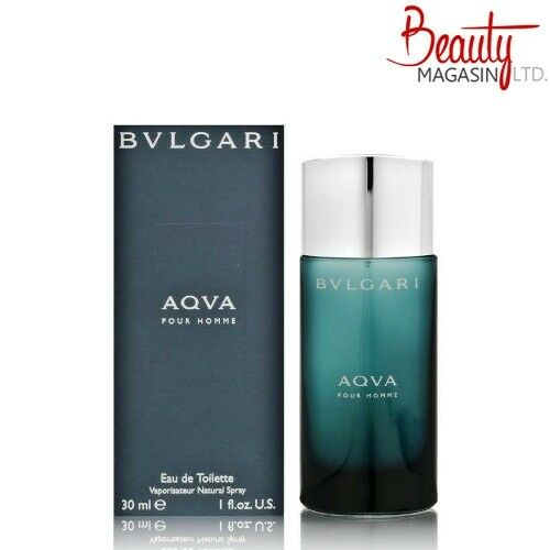Bvlgari Aqva Pour Homme EDT Spray 30ml Mens Perfume Box8723 D   eBay 6f462088bf