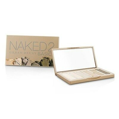 Urban Decay Naked 2 Basics Eyeshadow Palette: 6x Eyeshadow (Cover, 6x1.3g