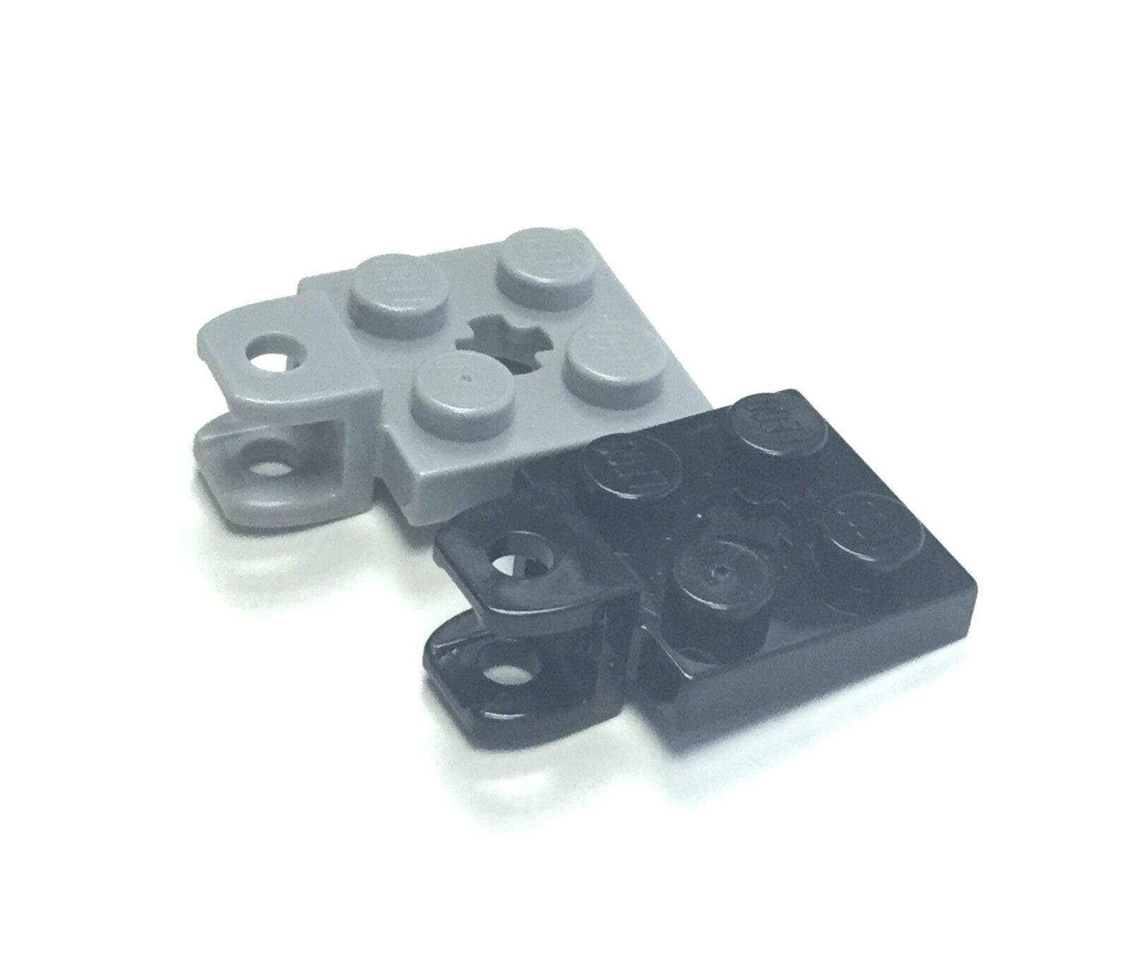LEGO Dachstein gebogen 15068 NEUWARE e2 6 x Schrägstein abgerundet 2x2 braun
