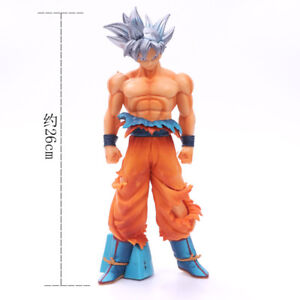 New-Anime-Dragon-Ball-Z-Ultra-Instinct-Goku-PVC-Action-Figure-Figurine-Toy-Gift