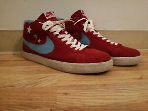 reputable site 013ab 1f5ae Image is loading Nike-SB-Blazer-Vanilla-Ice-Size-13-Pre-