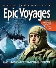 Epic Adventure: Epic Voyages (Epic Adventures)-ExLibrary