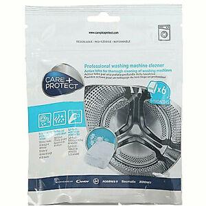 Hoover-Bonbon-Lave-Linge-Seche-Pastilles-de-Nettoyage-X-6-Degraisseur