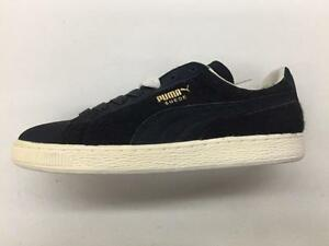 78792928d0d9 Puma Suede Classic City Menswear Black Off White Mens Sneakers ...
