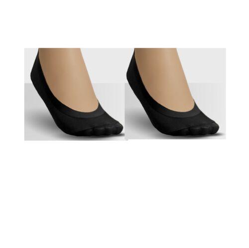 2 pk Low Cut Liner Socks Women No Show Non Slip Hidden Invisible For Flats cu