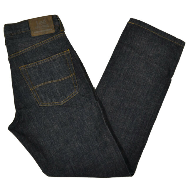 Lee Jeans Premium Select Regular Straight Leg Fit Mens 29 30 32 33 34 36 38 40