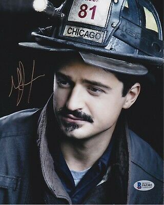 Entertainment Memorabilia Charitable Yuri Sardarov Signed 8x10 Photo Chicago Fire Beckett Bas Autograph Auto Coa F By Scientific Process