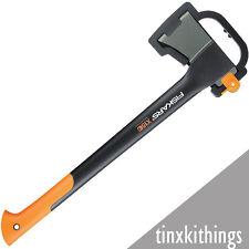 "Chopping Axe Tool 23.5"" Handle Carpentry Wood Felling Cutting Tree Work w Sheath"
