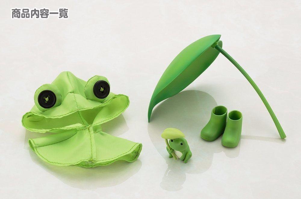 Cu-Poche Extra 14k Regen Day's Set (Frosch) Figur Kotobukiya Neu von Japan F S