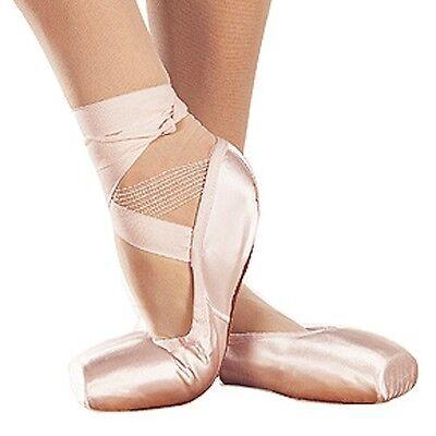 Sansha dp808 Demi Pointe De Zapatos De Ballet 2 Ancho Accesorios