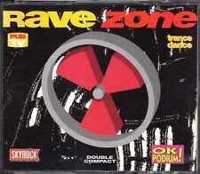 Compilation - Rave Zone - 2CD - 1993 - Eurohouse Techno Trance Panic Records