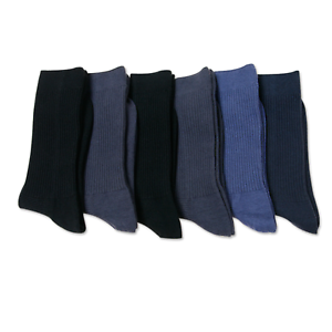 Mens New 5 Pairs Sihyeon Casual Ankle Crew Socks Dress Business Soft Cotton 7-9