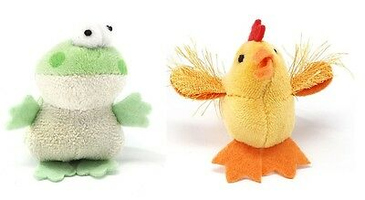 Multipet - Look Who's Talking Cat Toy  (Sold Individually)   FREE SHIPPING