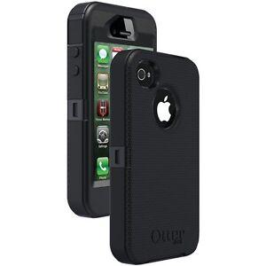 OtterBox-Defender-iPhone-4S-Hard-Rugged-Case-w-Holster-Belt-Clip-Black