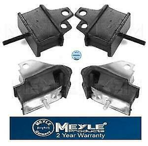 MEYLE 4 Engine Mounts Inner Outer VW T25 Transporter Camper Van 1980-1992