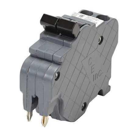 2P Circuit Breaker 45A 120//240VAC UBI UBIF0245N